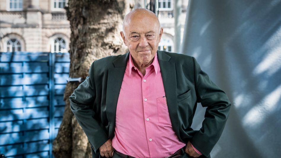 Leben im Kuratorium: Sir John Tusa (84), britischer Journalist und Kunstmanager