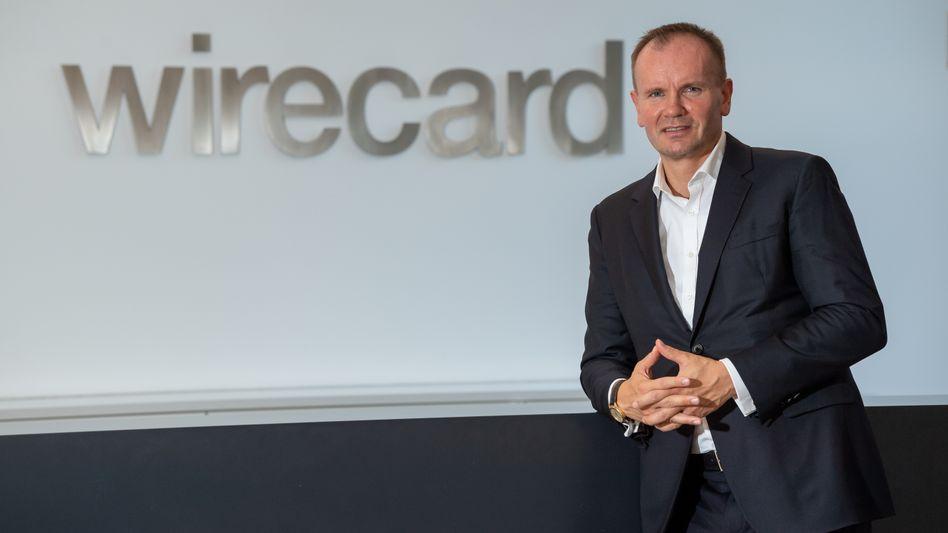"""Wirecard-Chef Markus Braun: """"Habe nicht an Rücktritt gedacht"""""""