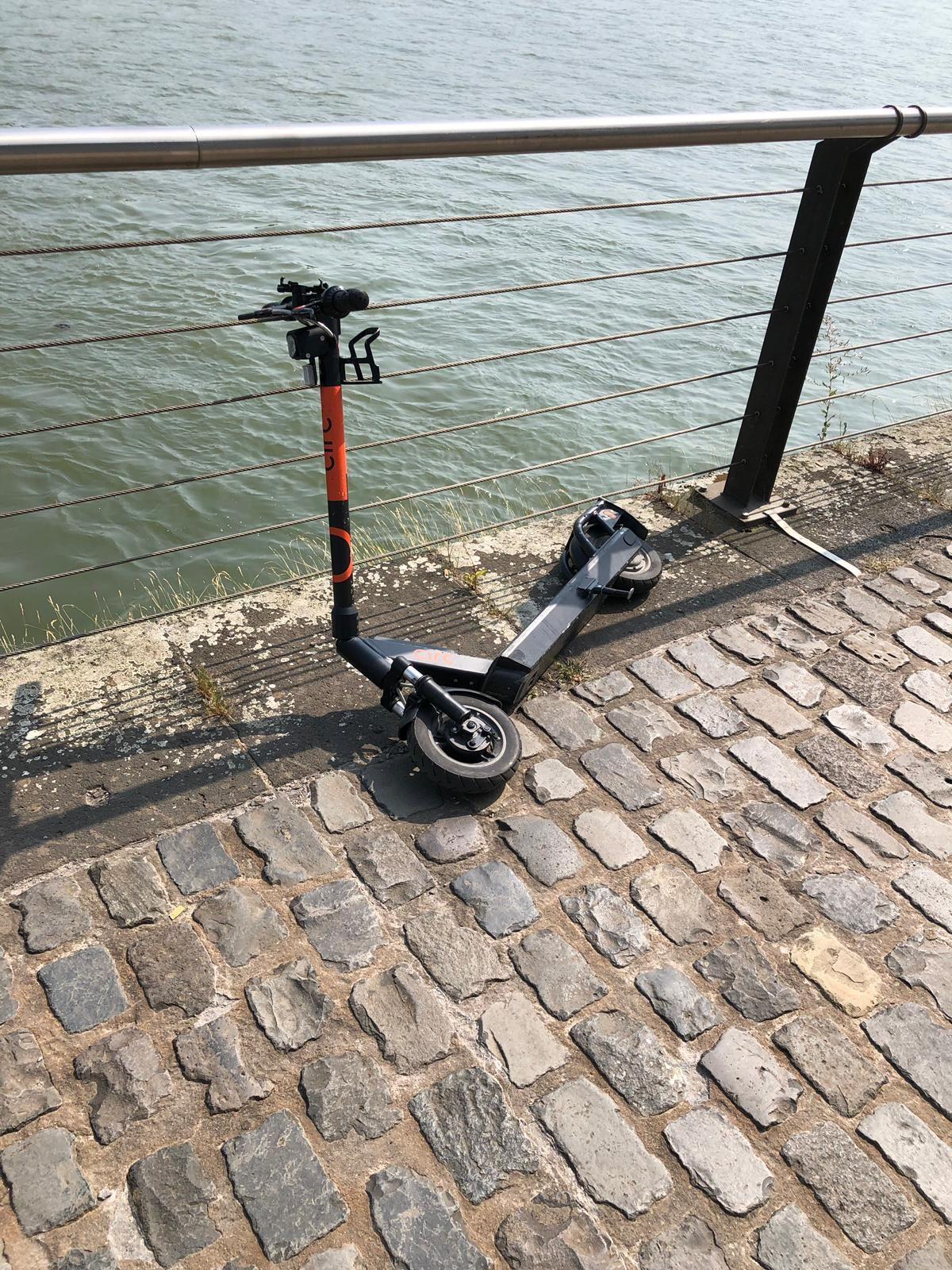 e-scooter von Circ