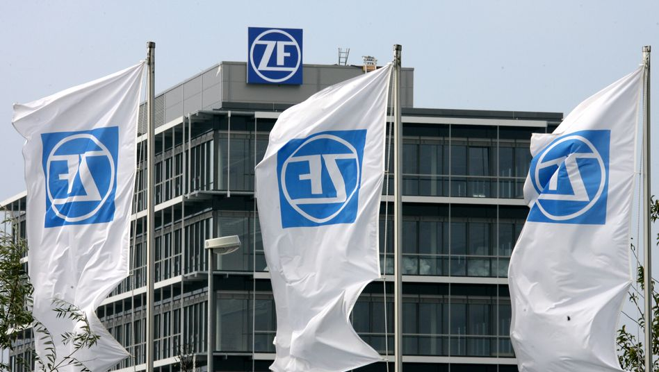 ZF-Zentrale in Friedrichshafen: Der Zulieferer baut Werke in China und den USA