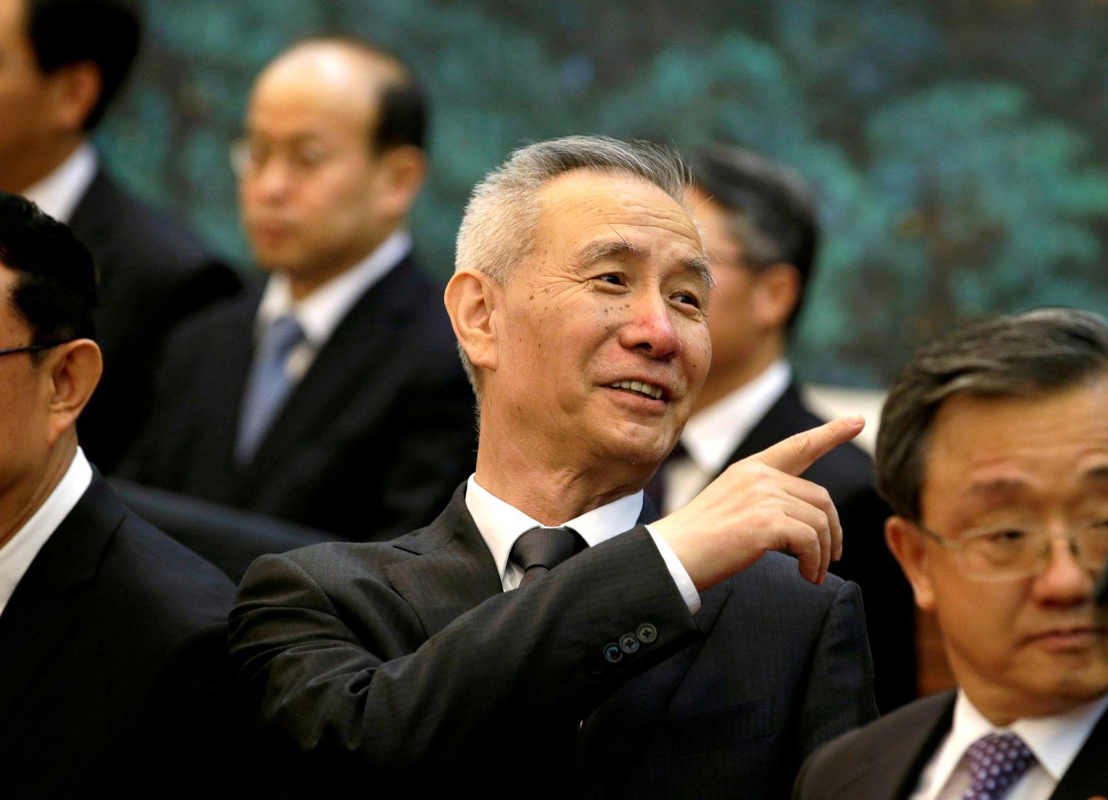 EINMALIGE VERWENDUNG Liu He