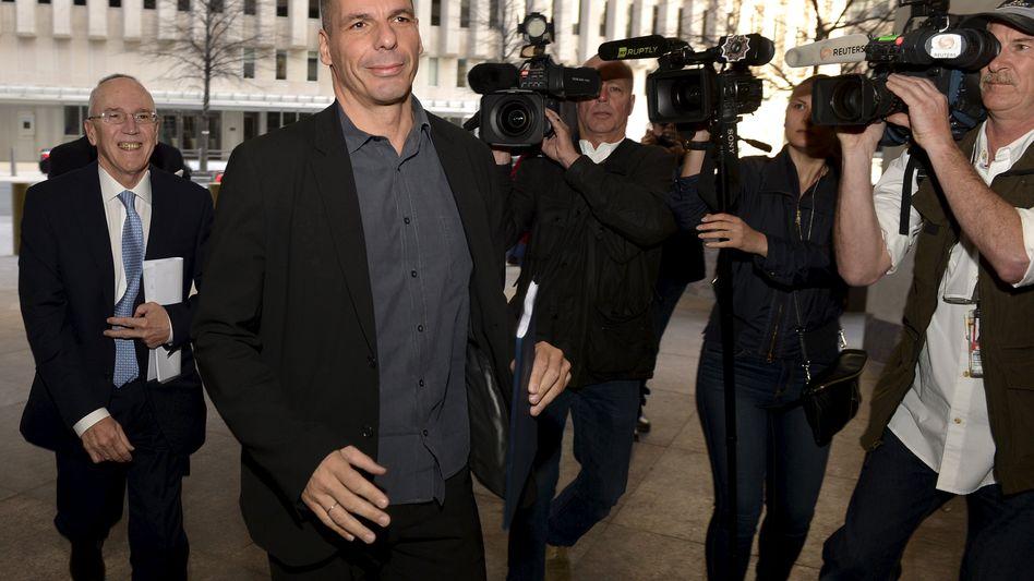 "Varoufakis: Rücktritt ""potentiell hilfreich"""