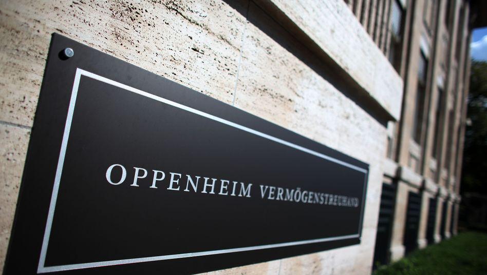 Ehemals klangvoller Name: In der Chefetage von Deutsche Oppenheim Family Office rappelt es