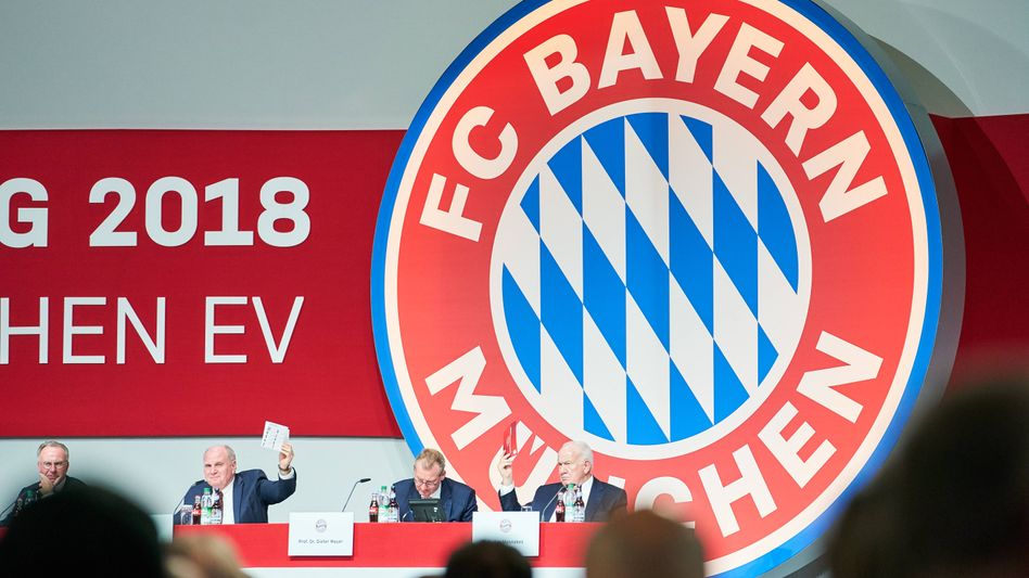 Sportlicher und ökonomischer Feiertag: Jahreshauptversammlung des FC Bayern München