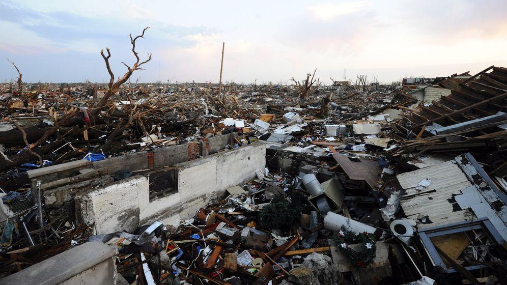 Tornado in Missouri: Schneise der Verwüstung