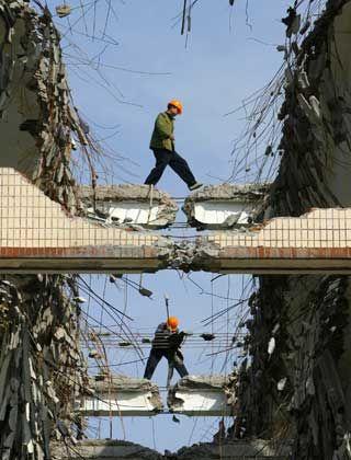 Wanderarbeiter: Leben am Abgrund