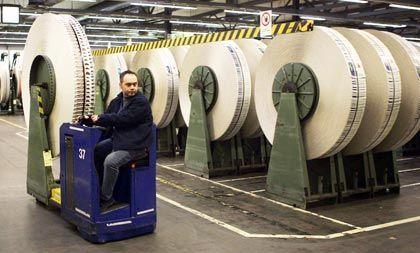 Prinovis-Druckerei in Ahrensburg: Unruhe auch an anderen Standorten