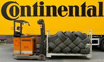 Mehr als nur Reifen: Continental denkt offenbar über einen Umbau bei Siemens-VDO nach