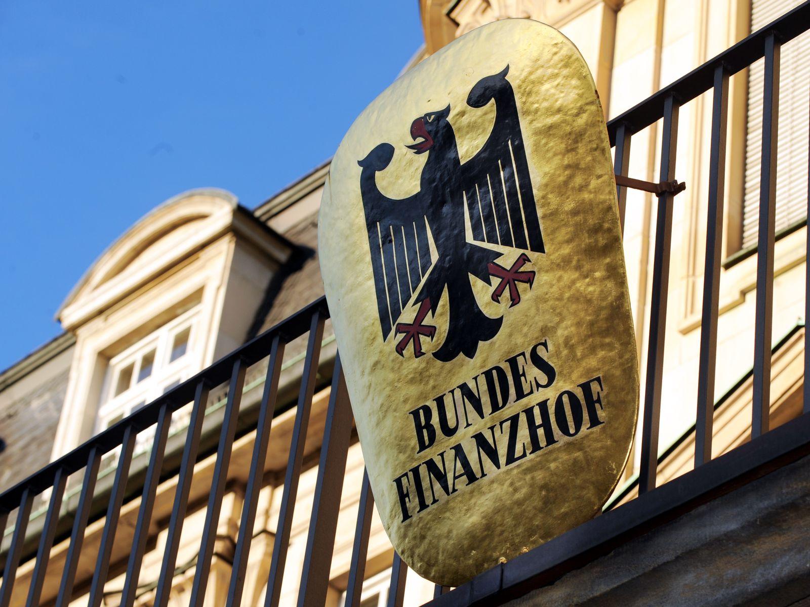 Bundesfinanzhof / Wappen / Adler / Bundesadler