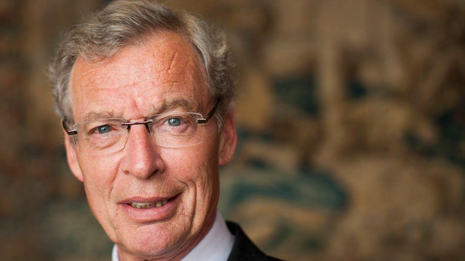 Konzernveteran: Auto1-Aufsichtsratschef Gerhard Cromme, 2012 in der Essener Krupp-Villa Hügel