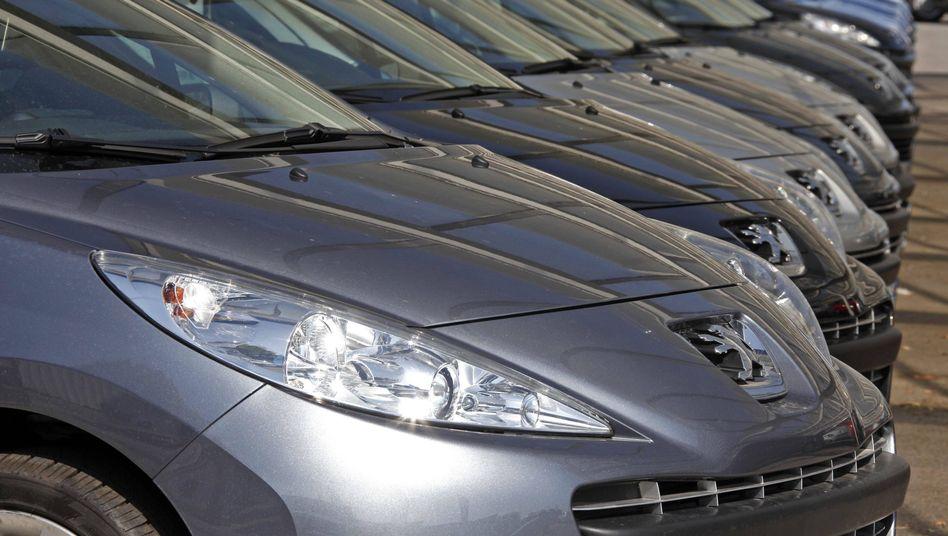Peugeot-Kleinwagen: Dank Milliardengarantien fällt die Finanzierung durch die hauseigene Bank PSA Finance künftig leichter