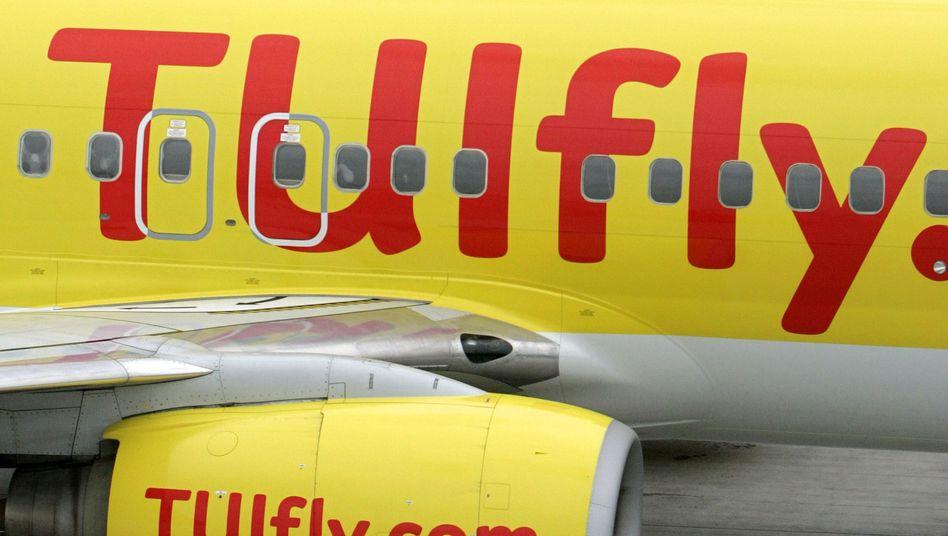Tuifly ist nur eine von fünf Fluggesellschaften des Tui-Konzerns, die nun Insidern zufolge fusionieren sollen