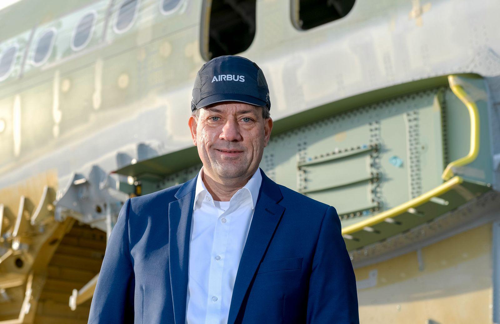 Andre Walter - Geschäftsführer der Airbus Operations GmbH