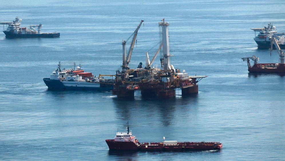 Ölkatastrophe: Hoffen und Bangen am Golf