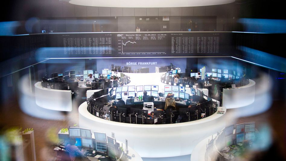 Börse in Frankfurt: Der Dax hat seinen Schwung verloren