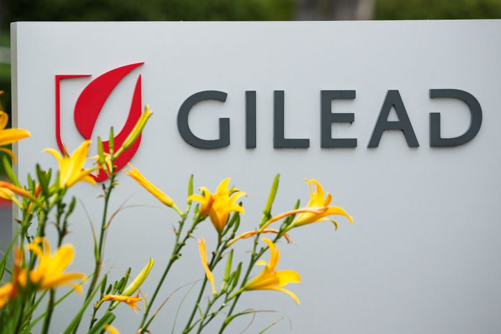 Remdesivir von Gilead kann im Kampf gegen Covid-19 Patienten helfen