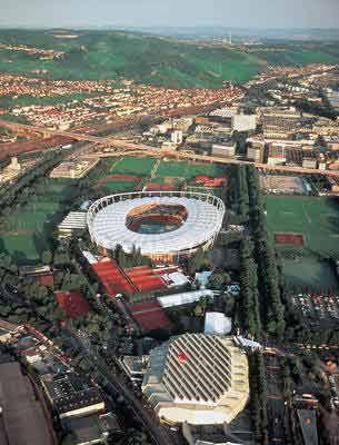 Stuttgart: Hier kicken die Teams im kleinen Finale um den dritten und vierten Platz