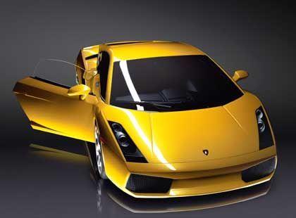 Lamborghini Gallardo Beschleunigung: 4,2 Sek. von 0 auf 100 km/h Zylinder: 10 Hubraum: 4961 ccm