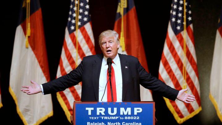 """Trump über die Nato: """"Zu teuer und unfair"""""""