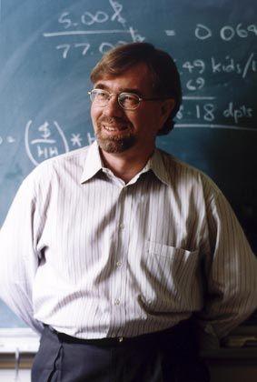 Buchautor und Querdenker: David K. Foot ist Professor an der Universität von Toronto. Er beschäftigt sich mit den Wechselwirkungen zwischen Demografie und Wirtschaft.