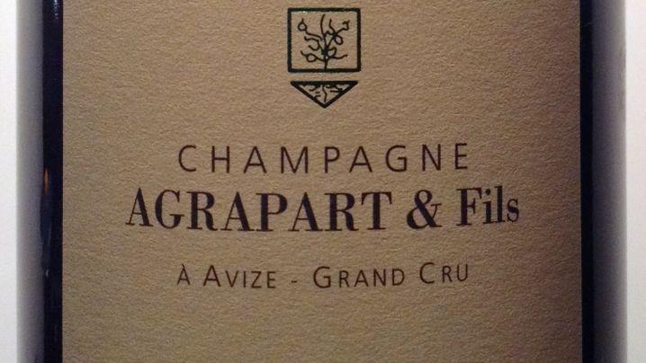 Champagnertest, Kategorie 1: Blancs de Blancs brut