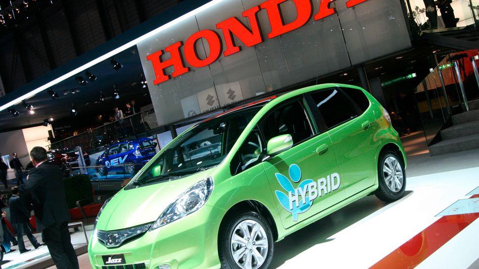Honda Hybrid: Die Überschwemmungen in Thailand bedrohen ie Produktion
