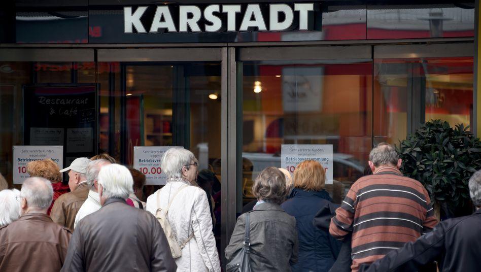 Karstadt-Filiale: Geschäftsmodell mit Luxuslebensmitteln gescheitert