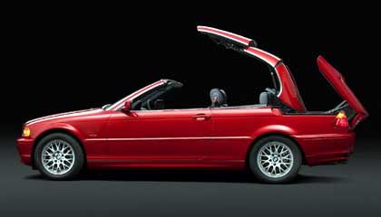 Zulieferer für die Autobauer: Edscha ist vielen Menschen vor allem durch seine Cabrio-Dachsysteme bekannt.