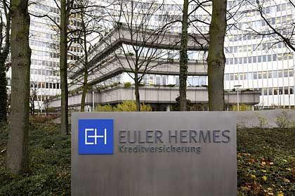 Neuer Chef: Euler-Hermes-Zentrale in Hamburg