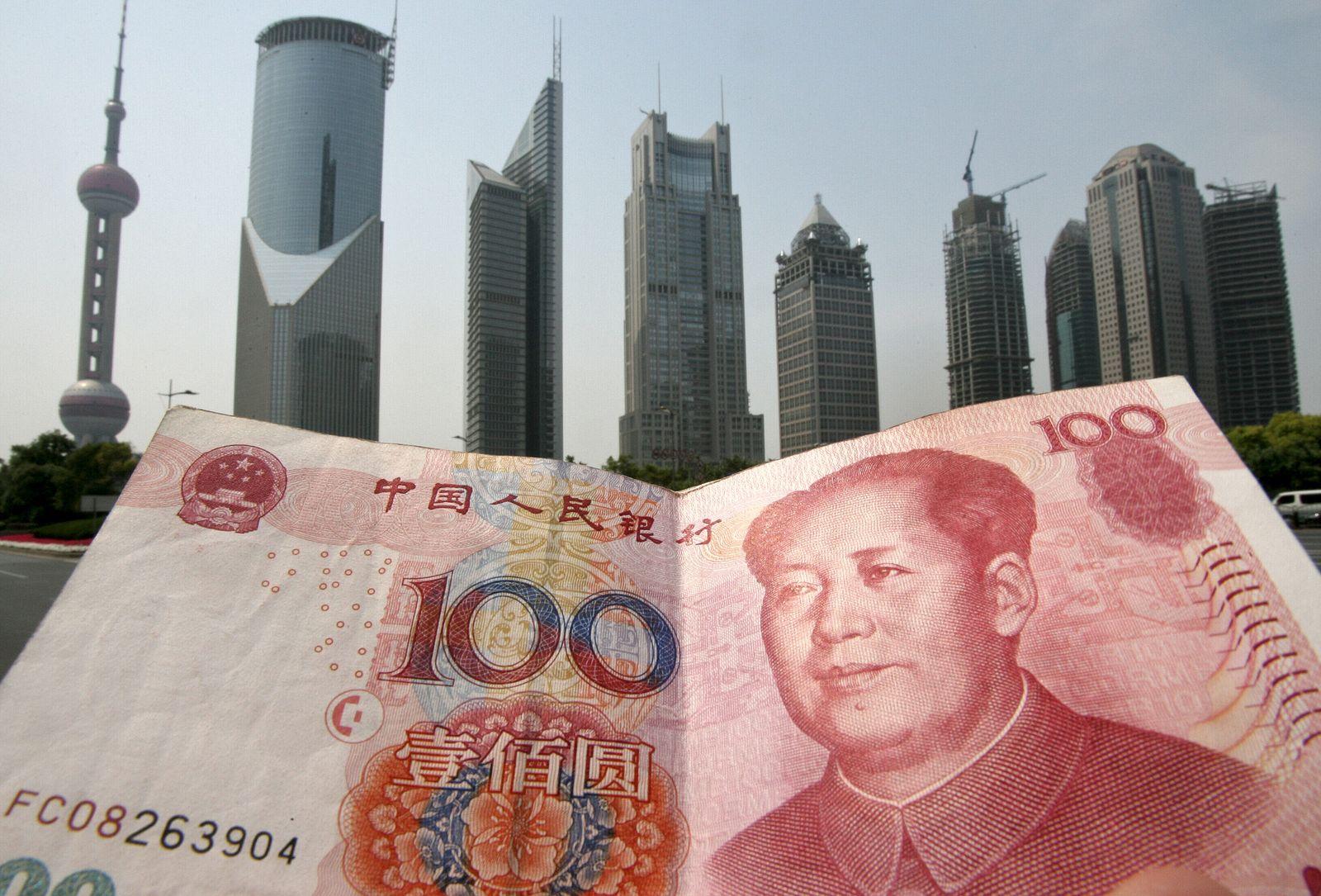 Symbolbild Renminbi / Yuan