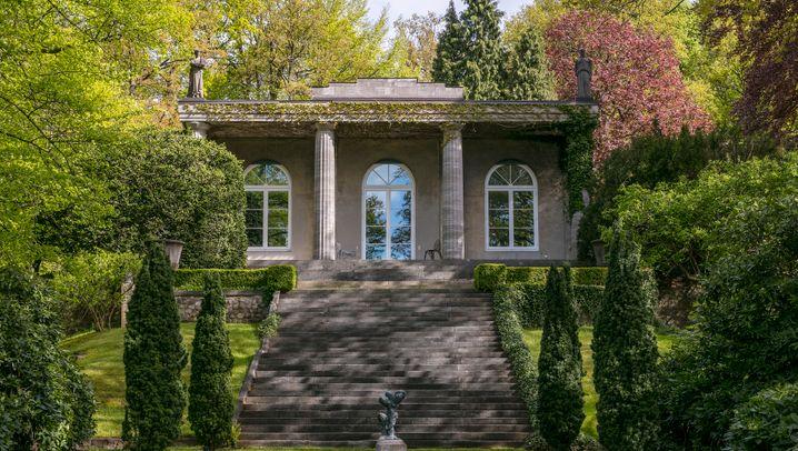 Ex-Villa von Stil-Ikone zu verkaufen: Hier lebte Karl Lagerfeld - und demnächst Sie?