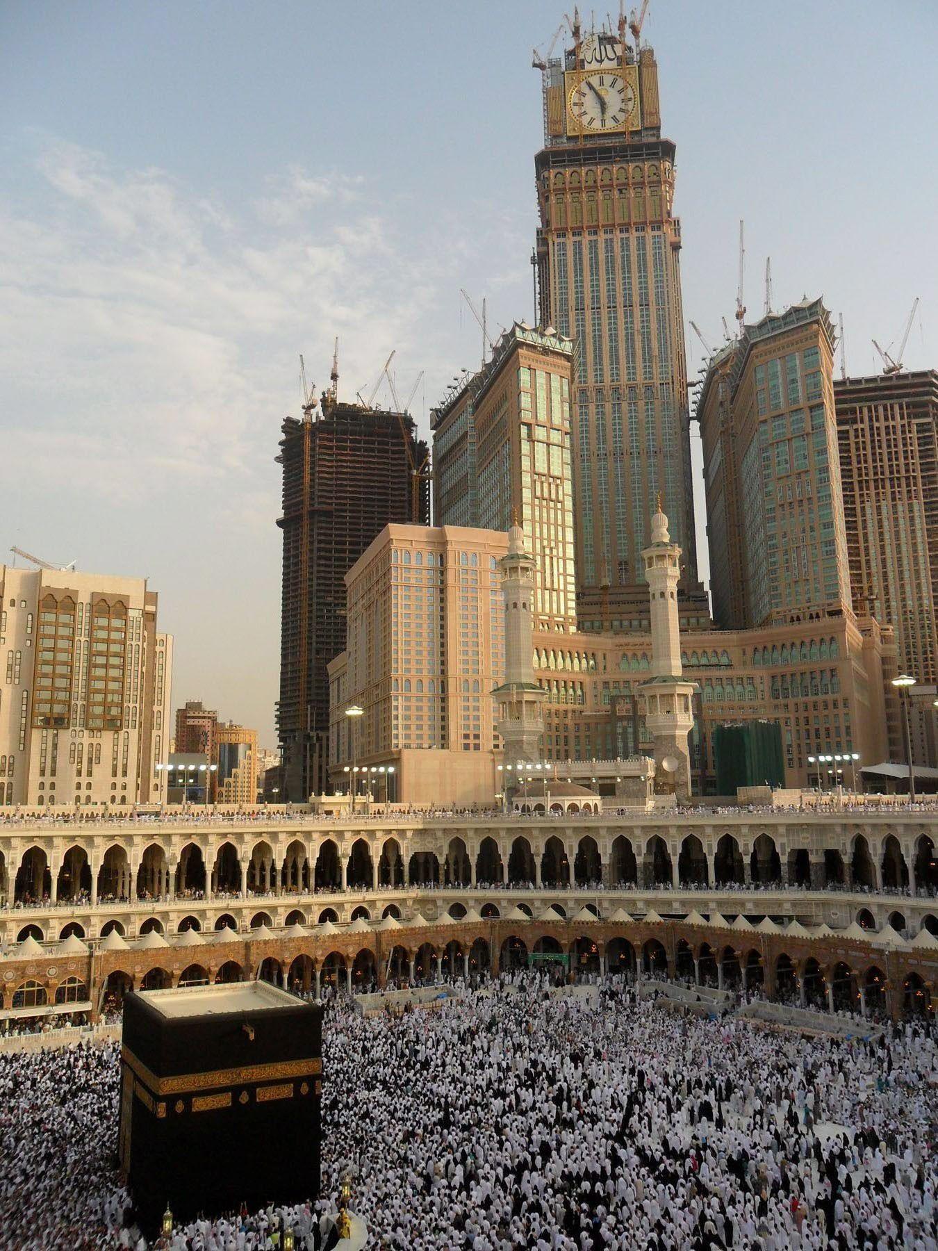 Ramadan in Mekka