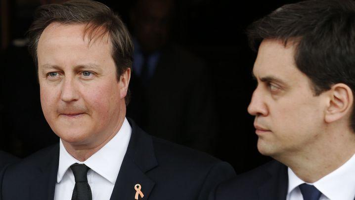 Die britische Wahl: David oder Ed? David!
