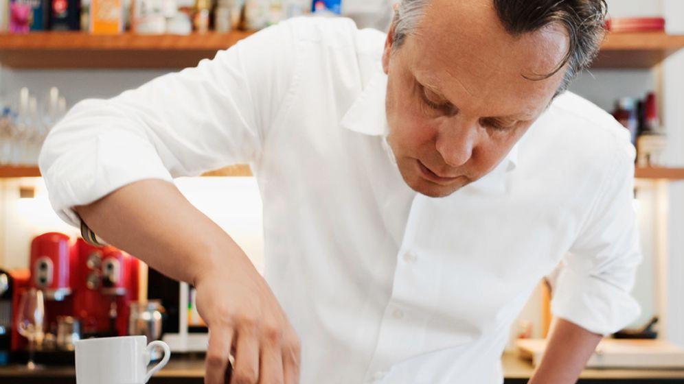 Die Privatküche des Küchenchefs: Purer Perfektionismus