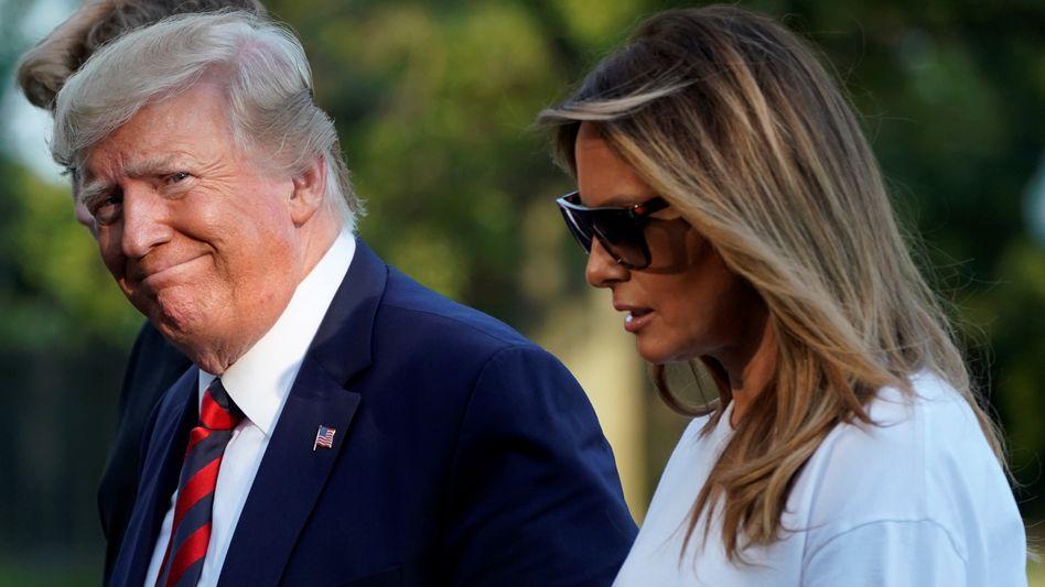 Darling der Wall Street: Donald Trump hat die Steuern für Vermögende in den USA bereits massiv gesenkt. Nun denkt er darüber nach, die Steuer auf Kapitalerträge an die Inflation zu koppeln