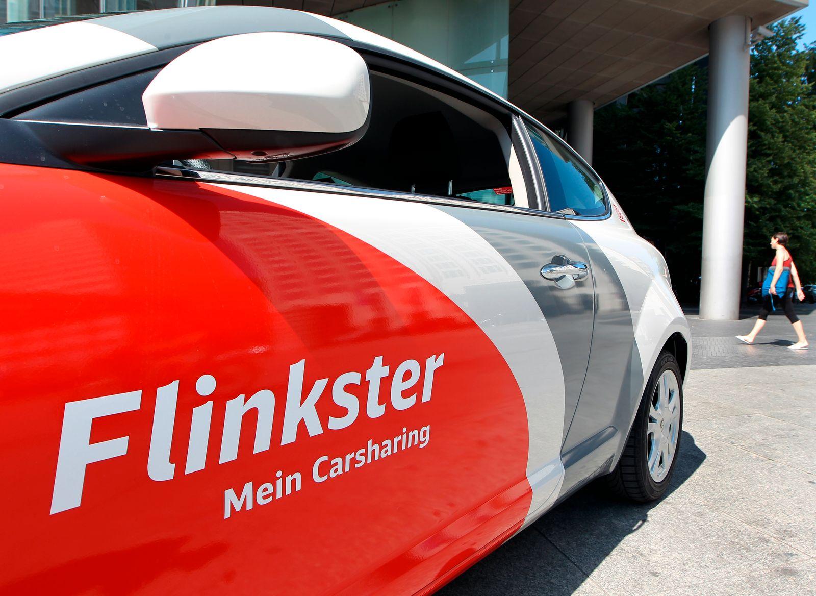 DB Carsharing Flinkster