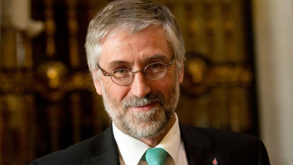 Schlüsseljob: Der neue Impfstoff-Sonderbeauftragte Christoph Krupp