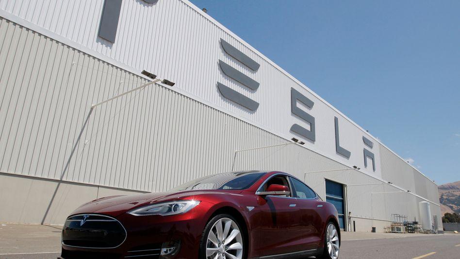 Der Elektroautohersteller Tesla schwingt sich zum Riesen-Batterieproduzenten auf - Deutschland hat dem nur wenig entgegenzusetzen