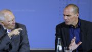 Game over, Mr. Varoufakis