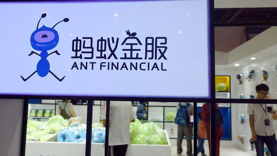 Ant Financial: Die Alibaba-Tochter mit dem Bezahldienst Alipay muss sich offenbar noch stärker in ihren Geschäften kontrollieren lassen