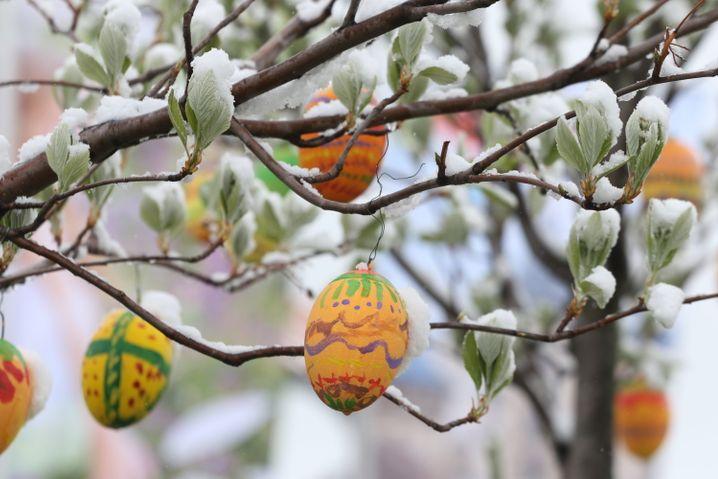 Ostern: Von Familienbesuchen wird dringend abgeraten