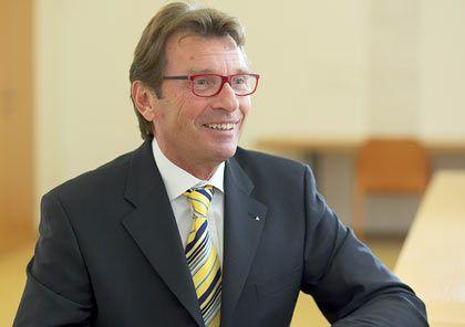 Verheißungsvoller Vertrag mit US-Unternehmen: Sanochemia-Chef Josef Böckmann