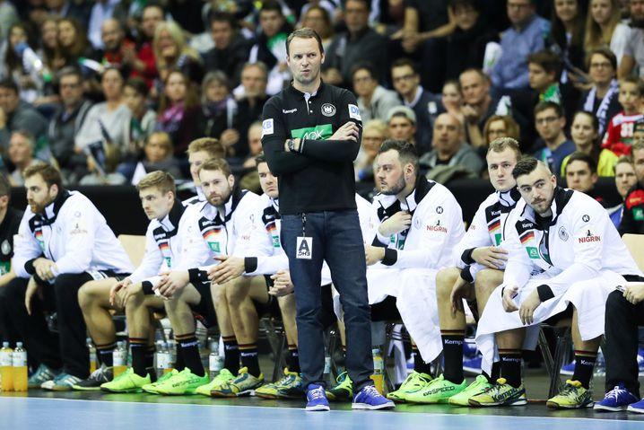 """Handballtrainer Dagur Sigurdsson hat es drauf: Seine """"Bad Boys"""" wurden Europameister"""