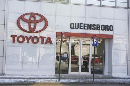 Ratlos nach dem Rückruf: Toyota-Händler in New York