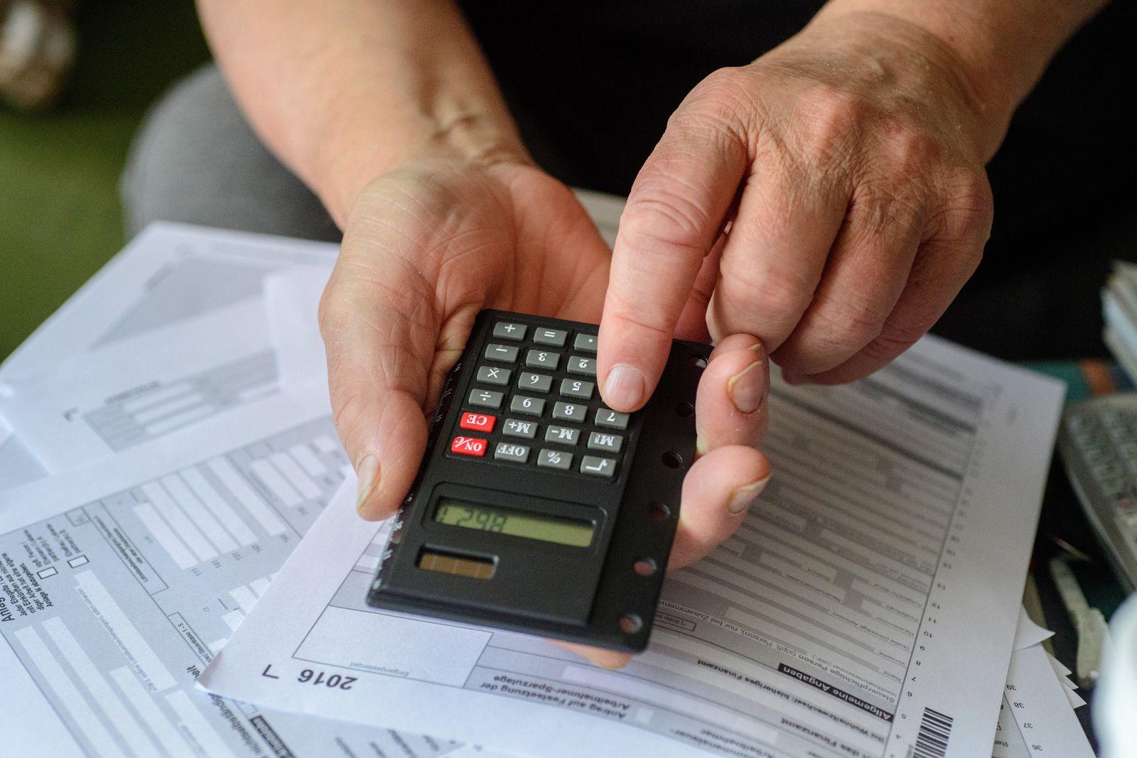Rentner zahlen immer mehr Steuern