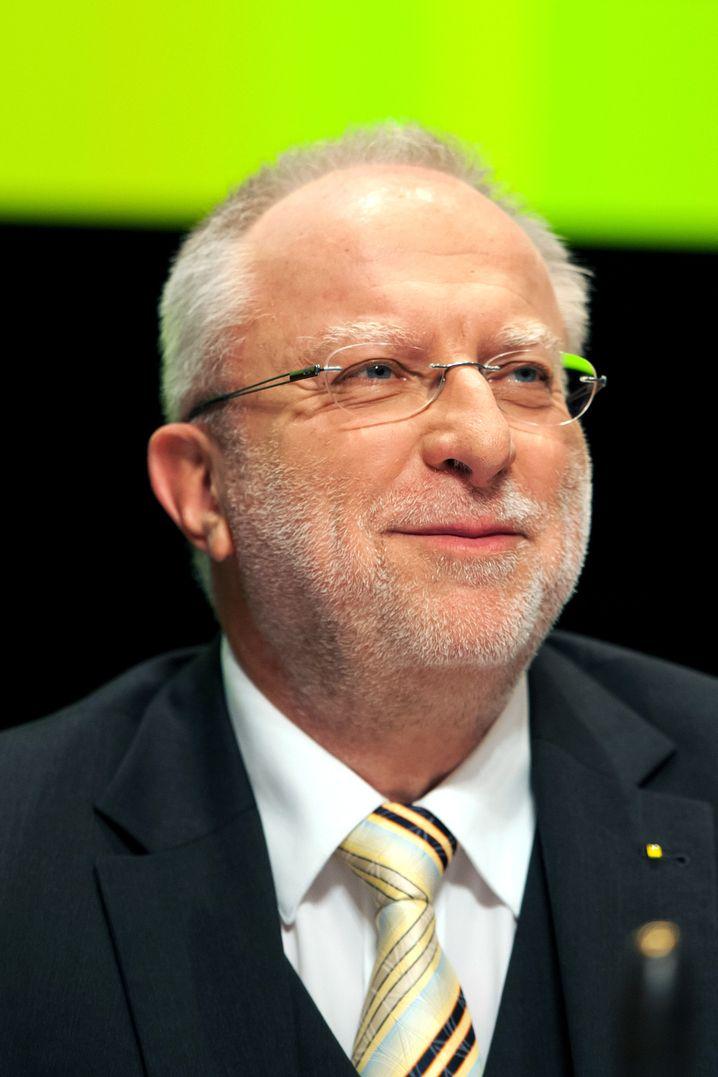 Bleibt weiter Präsident: Interimspräsident Markl will den Club weiter reformieren, verkörpert aber das alte System, gehört er dem Präsidium doch seit 2011 an