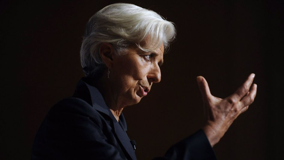 Glaubt die Finanzmärkte zu verstehen: IWF-Chefin Christine Lagarde