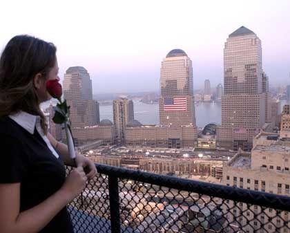 Baustelle des World Trade Center: Symbolträchtige Details