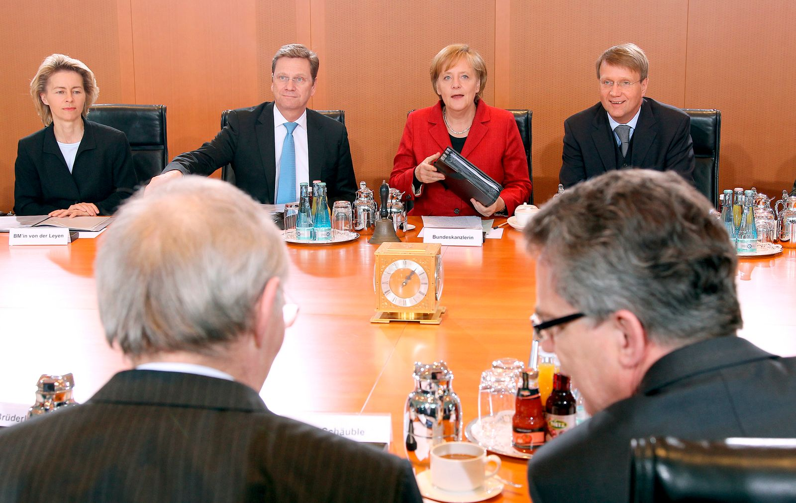 Merkel Kabinett
