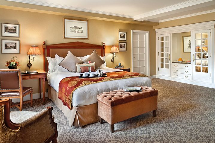Grand Deluxe Room: Die Betten sind wolkenweich